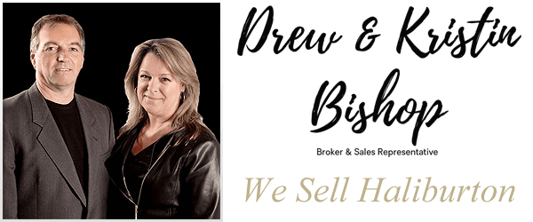 Drew & Kristin Bishop Broker and Sales Representative